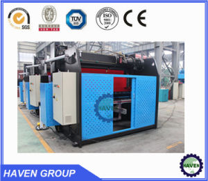 CNC Hydraulic bending machine (WC67Y-250/3200) pictures & photos