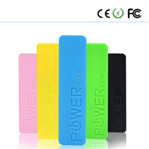 2600mAh USB Portable Charger Power Bank for Mobile Phone pictures & photos