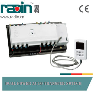 Rdq3nm Series Dual Power Automatic Transfer Switch, CB Type Auto Changer Over Switch pictures & photos