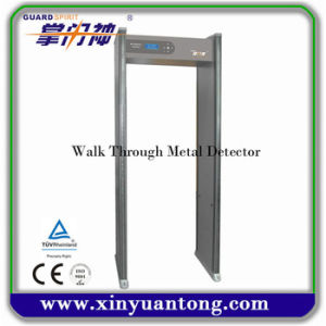 Walk Through Metal Scanner, Metal Detector Security Gate, Security Body Scanner Xyt2101s pictures & photos