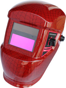 Face Mask Auto-Darkening Welding Helmet Wit CE Approved pictures & photos