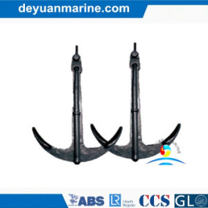 Marine JIS Stockless Anchor with Good Quality pictures & photos