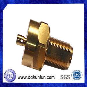High Precision Brass Machining Services pictures & photos