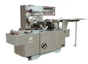 Cellophane Overwrapping Machine for Playing Cards pictures & photos