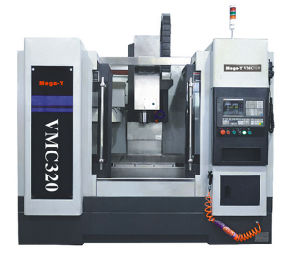 Vmc320 CNC Mini Vertical Machining Center with Fanuc System pictures & photos