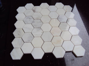 Cheap and New Made in China for USA Market Hexagon Mosaic pictures & photos