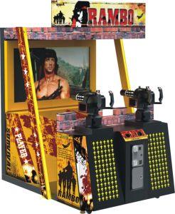 Amusement Park Simulator Arcade Machine Rambo pictures & photos