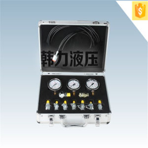 Hydraulic Pressure Testing Kit for Excavator pictures & photos