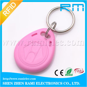 Professional Waterproof 125kHz RFID Key Fob Tag pictures & photos