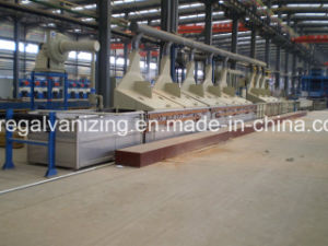 Electro Galvanizing Gi Wire Making Equipment pictures & photos