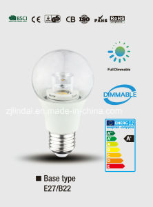 Dimmable LED Crystal Bulb A60-T pictures & photos