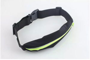 2016 Fashion Sport Waist Bag Zippered Running Belt for Cell Phone pictures & photos