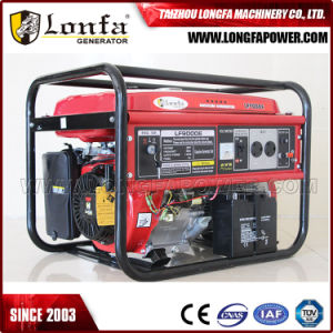 50Hz 220V 7.2kVA Electric Start Home Generator with Short Delivery Time pictures & photos