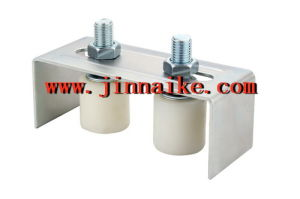 Guide Bracket with Nylon Roller pictures & photos
