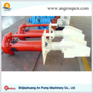 Submerged Vertical Arduous Industrial Slurry Pump pictures & photos