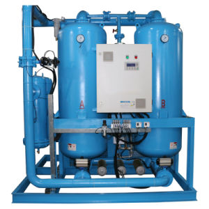 Air-Cooled/Water-Cooled Combined Type Low Dew Point Adsorption Dryer (ND-UAH/UWH series)