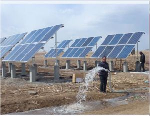 Jnp3kh Solar Water Pumping Irrigation System, Solar Water Pumping