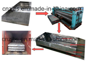 Galvalume Corrugated Metal Sheet Roofing pictures & photos