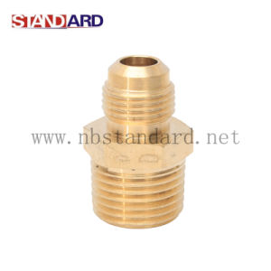 Gas Fitting with Male Thread Flare pictures & photos