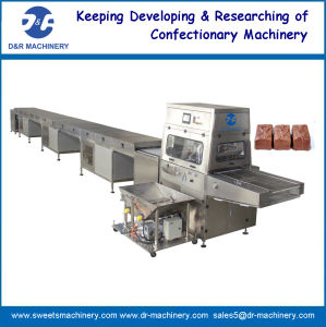 Stainless Steel Chocolate Enrobing Machine pictures & photos