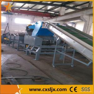 500kg Per Hour Plastic PP PE Film Washing Line pictures & photos