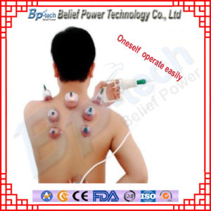 High Quality Chinese Vacuum Cupping Therapy pictures & photos