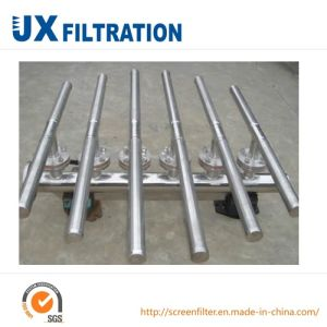 Top Flange Connection Wedge Wire Lateral pictures & photos