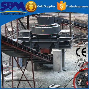 Sbm Most Popular Vertical Shaft Impact Crusher, Stone Crusher pictures & photos