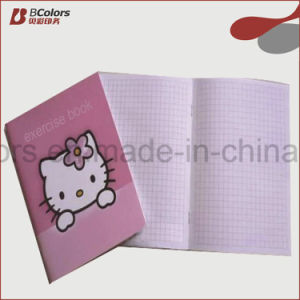 China 2017 Hot Cheap Custom Printed Children School Exercise Books pictures & photos