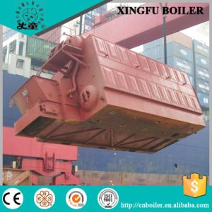 Rice Husk Fired Hot Water Boiler pictures & photos