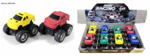 Big Wheel Friction Car Toys pictures & photos