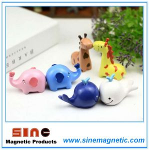 Love Kiss Small Animal Magnetic Resin Decoration Decoration pictures & photos