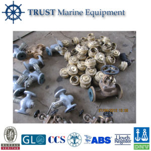 Marine Valves-JIS F7371 Cast Bronze 5k Swing Check Valve pictures & photos