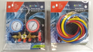 Copper Tube Manifold Gauge Sets pictures & photos