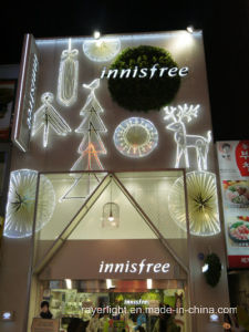 LED Motif Light Christmas Tree Lights Holiday Decoration pictures & photos