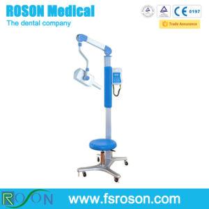 Blue Colour Mobile Dental X-ray Unit Machine pictures & photos
