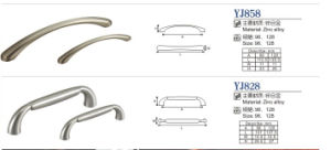 Zinc Alloy Furniture Handle/ Furniture Hadware/ Furniture Accessories pictures & photos