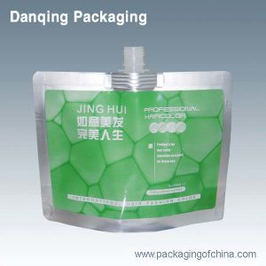 Guangdong Customized Design Laundry Detergent Stand up Packaging Bag pictures & photos