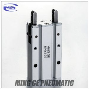 SMC Type180 Angular Style Pneumatic Air Finger Cylinder (MHY2-20D) pictures & photos