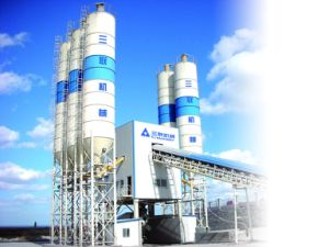 120m3/H Concrete Batching Plant with ISO CE Certified
