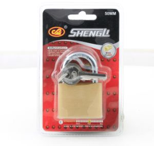 Brass Padlock Cheap SGS Pad Lock High Quality Padlock BMP pictures & photos