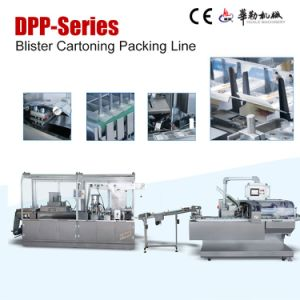 Alu Alu Blister Packing and Cartoning Packaging Line pictures & photos
