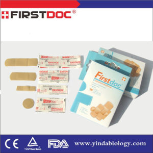 2015 Good Quality OEM Medical Adhesive Bandage with Different Size Combined