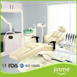 Dental Chair Dental Unit with Taiwan Motor (G7) pictures & photos