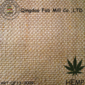Hemp Heavy Canvas for Bags or Furniture (QF13-0009) pictures & photos