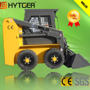 500kg Small Wheel Crawler Loader with Decent Price pictures & photos
