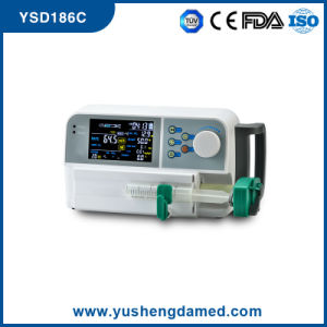 Ce Certified Hot Sale High Qualified Medical Equipment Syringe Pump pictures & photos