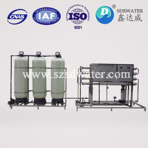 Automatic Borehole Water Purification Machine RO-1000j (2000L/H) pictures & photos