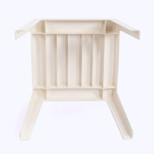 Brand New PP Material Outdoor Garden Beach Plastic Square Table pictures & photos