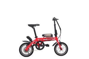 Aluminum Alloy 6061 City Electric Bicycle 36V